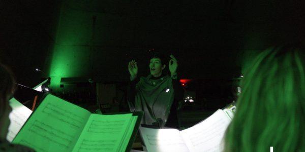 2 novembre concert d'ouverture Artmilles, direction Cécile Mathevet Bouchet