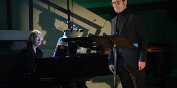 Vérène Rimlinger au piano