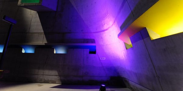FestyVocal 2018 église Le Corbusier Firminy. Photos David Philippon